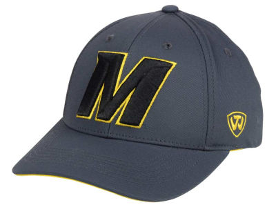 Missouri Tigers Top of the World NCAA Fresh 2 Adjustable Cap