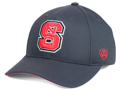 North Carolina State Wolfpack Top of the World NCAA Fresh 2 Adjustable Cap