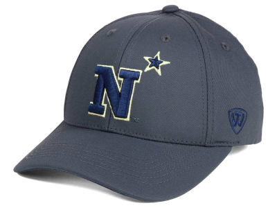 Navy Midshipmen Top of the World NCAA Fresh 2 Adjustable Cap