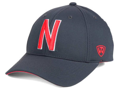 Nebraska Cornhuskers Top of the World NCAA Fresh 2 Adjustable Cap
