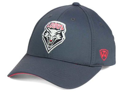 New Mexico Lobos Top of the World NCAA Fresh 2 Adjustable Cap