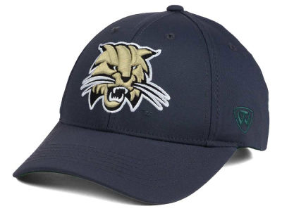 Ohio Bobcats Top of the World NCAA Fresh 2 Adjustable Cap