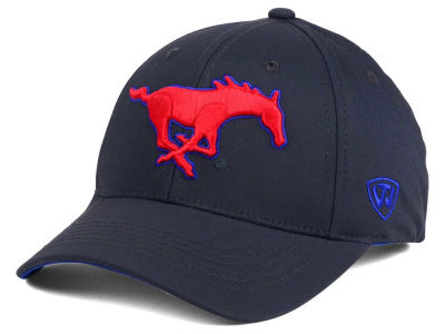 Southern Methodist Mustangs Top of the World NCAA Fresh 2 Adjustable Cap