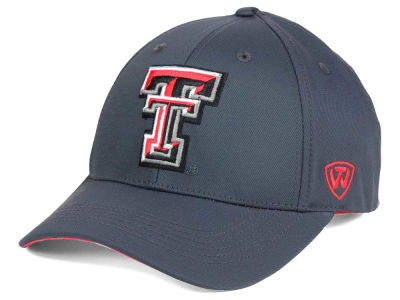 Texas Tech Red Raiders Top of the World NCAA Fresh 2 Adjustable Cap