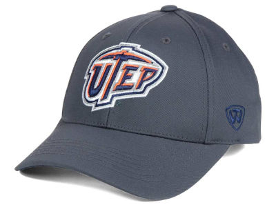 UTEP Miners Top of the World NCAA Fresh 2 Adjustable Cap