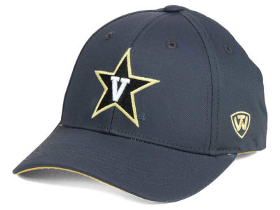 Vanderbilt Commodores Top of the World NCAA Fresh 2 Adjustable Cap