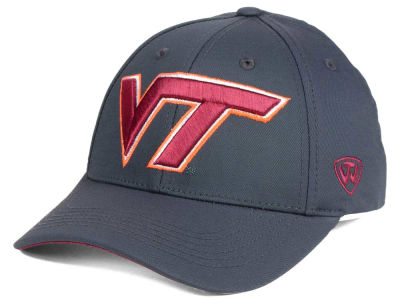 Virginia Tech Hokies Top of the World NCAA Fresh 2 Adjustable Cap