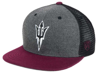 Arizona State Sun Devils Top of the World NCAA Mammoth Snapback Cap