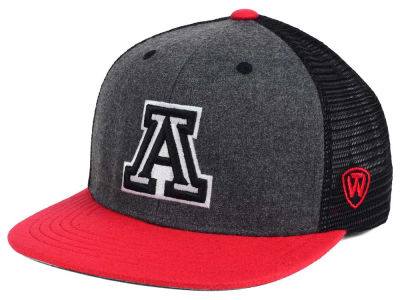 Arizona Wildcats Top of the World NCAA Mammoth Snapback Cap