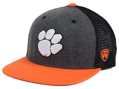 Clemson Tigers Top of the World NCAA Mammoth Snapback Cap
