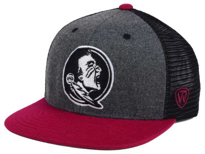 Florida State Seminoles Top of the World NCAA Mammoth Snapback Cap