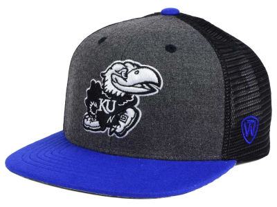 Kansas Jayhawks Top of the World NCAA Mammoth Snapback Cap