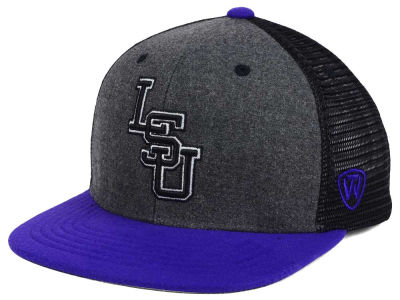 LSU Tigers Top of the World NCAA Mammoth Snapback Cap