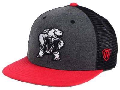 Maryland Terrapins Top of the World NCAA Mammoth Snapback Cap