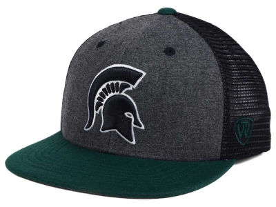 Michigan State Spartans Top of the World NCAA Mammoth Snapback Cap
