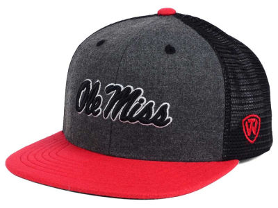 Ole Miss Rebels Top of the World NCAA Mammoth Snapback Cap
