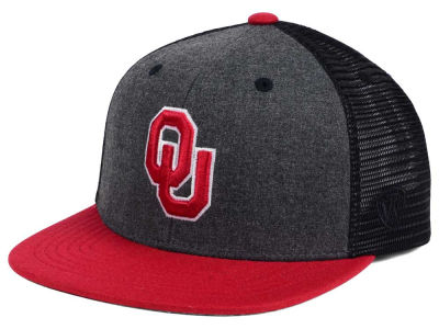 Oklahoma Sooners Top of the World NCAA Mammoth Snapback Cap