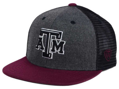 Texas A&M Aggies Top of the World NCAA Mammoth Snapback Cap