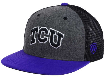 Texas Christian Horned Frogs Top of the World NCAA Mammoth Snapback Cap