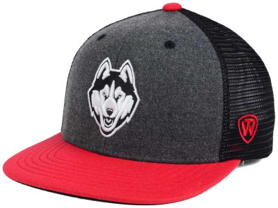 Connecticut Huskies Top of the World NCAA Mammoth Snapback Cap