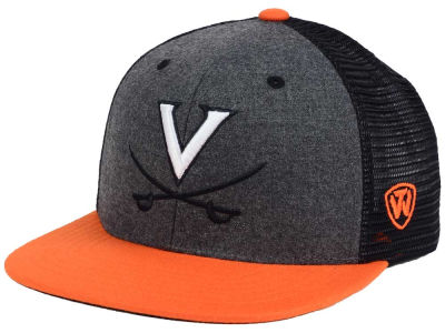 Virginia Cavaliers Top of the World NCAA Mammoth Snapback Cap