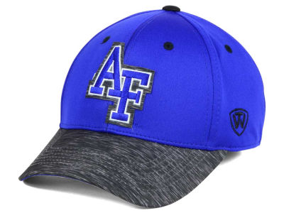 Air Force Falcons Top of the World NCAA Fable Stretch Cap