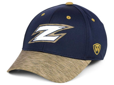 Akron Zips Top of the World NCAA Fable Stretch Cap