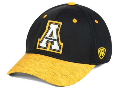 Appalachian State Mountaineers Top of the World NCAA Fable Stretch Cap