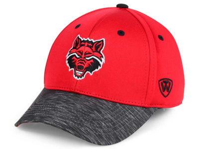 Arkansas State Red Wolves Top of the World NCAA Fable Stretch Cap