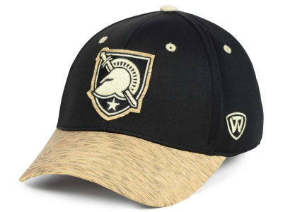Army Black Knights Top of the World NCAA Fable Stretch Cap