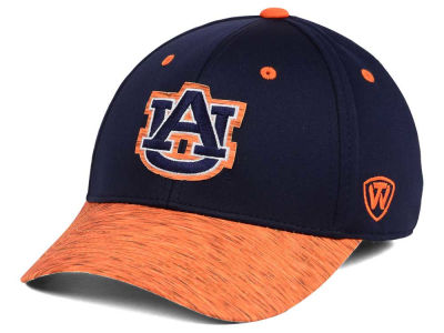 Auburn Tigers Top of the World NCAA Fable Stretch Cap