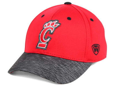 Cincinnati Bearcats Top of the World NCAA Fable Stretch Cap