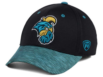 Coastal Carolina Chanticleers Top of the World NCAA Fable Stretch Cap