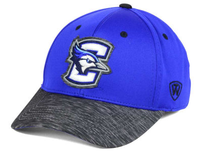 Creighton Blue Jays Top of the World NCAA Fable Stretch Cap