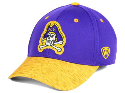 East Carolina Pirates Top of the World NCAA Fable Stretch Cap