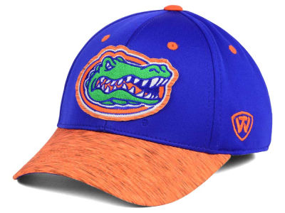 Florida Gators Top of the World NCAA Fable Stretch Cap