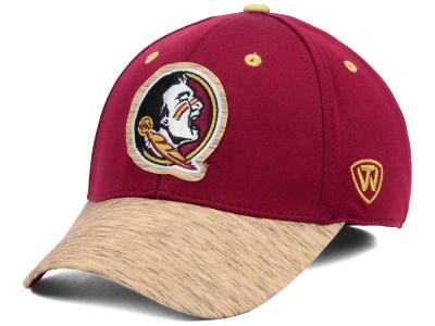 Florida State Seminoles Top of the World NCAA Fable Stretch Cap
