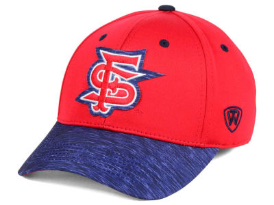 Fresno State Bulldogs Top of the World NCAA Fable Stretch Cap