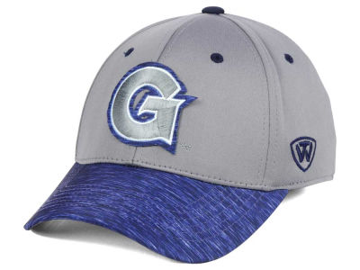 Georgetown Hoyas Top of the World NCAA Fable Stretch Cap