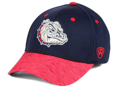 Gonzaga Bulldogs Top of the World NCAA Fable Stretch Cap