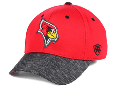 Illinois State Redbirds Top of the World NCAA Fable Stretch Cap