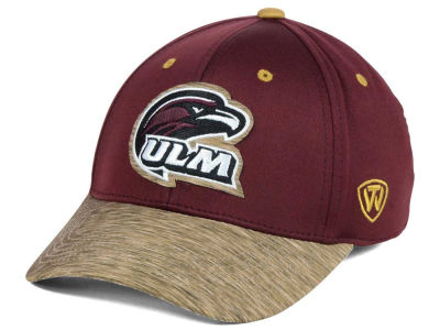 LA Monroe Warhawks Top of the World NCAA Fable Stretch Cap