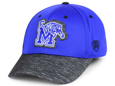 Memphis Tigers Top of the World NCAA Fable Stretch Cap