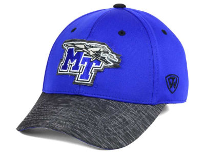 Middle Tennessee State Blue Raiders Top of the World NCAA Fable Stretch Cap