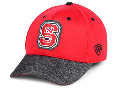 North Carolina State Wolfpack Top of the World NCAA Fable Stretch Cap