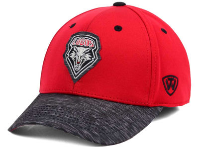 New Mexico Lobos Top of the World NCAA Fable Stretch Cap
