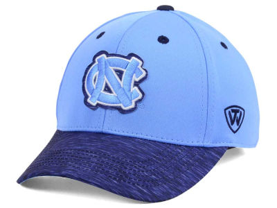North Carolina Tar Heels Top of the World NCAA Fable Stretch Cap