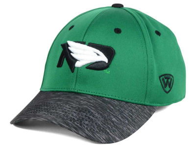 North Dakota Top of the World NCAA Fable Stretch Cap