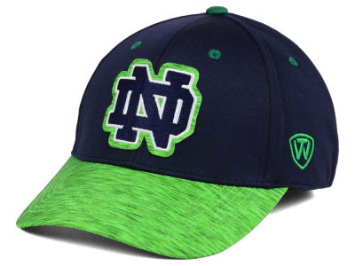 Notre Dame Fighting Irish Top of the World NCAA Fable Stretch Cap