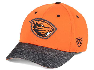 Oregon State Beavers Top of the World NCAA Fable Stretch Cap